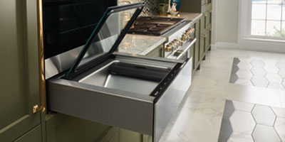 vacuum seal drawer